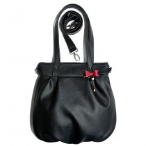 Torbica Loona Red Bow